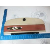 """Sea Ray Signature 230 Boat Dash Panel Glove Box Lid Cover 18 1/4"""" x 6 1/4"""""""