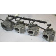 9012A77 9012A78 9012A79 9012A80  Mercury Mariner Outboard 115 HP Carburetor Set