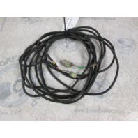 6R3-82553-80-00 Yamaha Outboard Trim Gauge Harness 26 Ft
