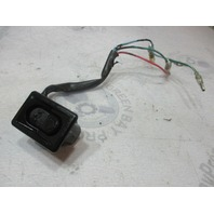 87-856990 Mercury Mariner Outboard Up Down Trim Tilt Switch & Retainer