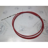 301947-03-156.0 Teleflex Red Jacket 33C Supreme Control Cable 13'
