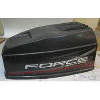 819748A4 Force Outboard 40 HP Top Cowling Cowl Engine Motor Cover 2 Cyl