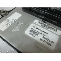 859610A70 Mercury Mariner 200 Hp DFI Optimax ECU ECM Engine Control Module 2001