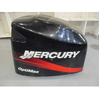 112-850299T1 Mercury Optimax DFI 200 225 HP Top Cowl Motor Cover  1998-2002
