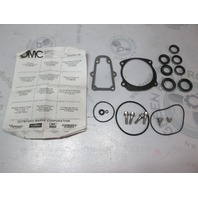 396354, 0396354 OMC Evinrude Johnson Lower Unit Gear Housing Seal Kit