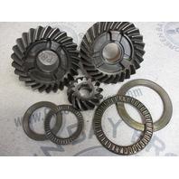 0398035 0333077 Lower Unit Gear Set Kit OMC Cobra Stern Drive 2.3 3.0