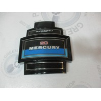 Mercury Mariner 2 Cylinder Outboard Thunderbolt Black Front Cowl Cover