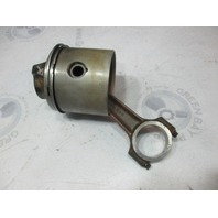 819005A8 Mercury Force Outboard 40 50 HP STD Piston & Connecting Rod 818052A6