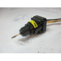 87-897716K01 Quicksilver Outboard Boat Ignition Switch and Key