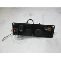 11418M Mariner 8M 8 HP Front Bracket Kill Switch Choke Rod Knob 11473M 11474M