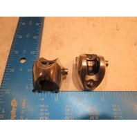 Taco Concave Deck Hinge Ball And Socket Bimini Top Fitting Set PORT & STBD