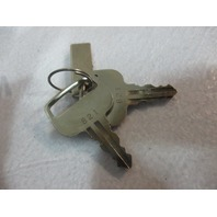 897716821 Quicksilver Outboard Ignition Key Set 821