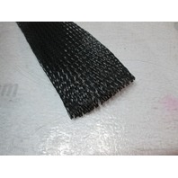 """1/2"""" T-H Marine Flex Cable And Wire Sleeving Black Sold Per Foot"""