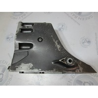 0984518 OMC Cobra 4 Cyl V6 V8 Stern Drive Upper Unit Gear Case Housing Empty
