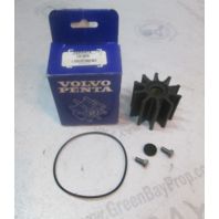 3588475 Sea Water Pump Impeller Kit For Volvo Penta Marine Diesel Engines