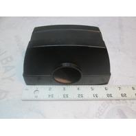Black Hi-Lex Binnacle Top Mount Remote Control Cover