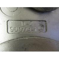 0909250 0909779 OMC Stringer Stern Drive Lower Unit Trim Tab 1978-1985