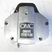 0981099 OMC Stringer Stern Drive Upper Unit Exhaust Housing Cover 78-85