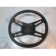 "Renken Boat Steering Wheel 4 Spokes 14"" Standard Taper Shaft"