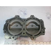 F691518 Cylinder Head with Cover for Force 50 Hp 2 Cyl Outboard 1989-1991