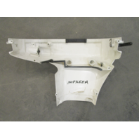 0438488 Evinrude Johnson Ficht White Starboard Right Lower Engine Cowling 90-175