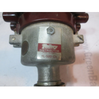 0381775 YL-520-CV Mallory OMC V8 Chevy Single Points Marine Distributor