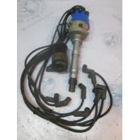 0981659 YL624JV OMC Chevy V8 Mallory Distributor & Ignition Coil