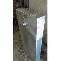 "Aluminum Marine Boat Gas Tank  Fuel Cell 71 Gallon 62"" x 30"" x 10"""