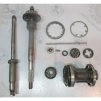 43-96084A4 Mercruiser Alpha One Gen I Lower Unit Gears Prop Drive Shaft Assembly