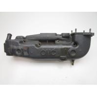 0984054 OMC Cobra 2.5 3.0L 4 Cylinder Stern Drive Exhaust Manifold
