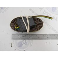 Trailer End Plug Boat Trailer Connector 4-Wire