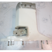 """0341451 Evinrude Johnson 20"""" White Exhaust Housing Midsection 90-115 Hp"""