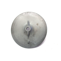 664-45371-01-00 Yamaha Outboard Trim Tab Anode 20-50 Hp 1984 and later