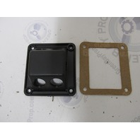 87774A1 45289 87775 Transom Inlet Cover & Gasket for Mercury Mariner