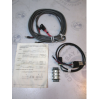 889611K01 Fits Mercury Smartcraft 30 ft Accessory Power Harness And Relay Kit