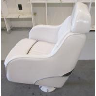 2001 Four Winns Sundowner 235 Marine Boat Bolstered Captains Chair Seat