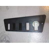 Dash Accessory Switch Panel for Bayliner Capri Boat