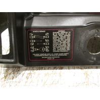 1986 Bayliner Capri Boat Dash Panel (121214-8)