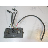 583106 Evinrude Johnson V4 60-175 Hp Outboard Power Trim/Tilt Relay Junction Box