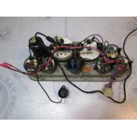 "1996 Glastron SSV195 Boat Dash Instrument Cluster 16 5/8"" X 7"""
