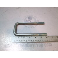 "Trailer Accessories Square U-Bolt 1/2"" x 2-1/8"" x 6"""