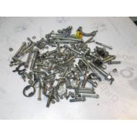 2009 Mercury Verado 275 Hp 6 Cylinder 4 Stroke Outboard Hardware Nuts Bolts