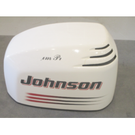 5005011 Johnson Evinrude Engine Cover Top Motor Cowling White 150 175 HP 2002-06