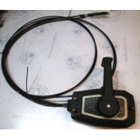 174229 OMC /Evinrude/Johnson Boat Remote Control Box & 16' Cables