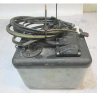 0176995 176995 OMC Evinrude Johnson Outboard 1.8 Gallon Remote Oil Tank