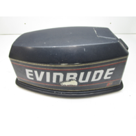 0284131 Evinrude Johnson 28/30 Hp Outboard Engine Cover Cowling Top Cowl 1993