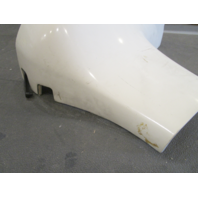 438488 Evinrude Johnson Ficht White Starboard Right Lower Engine Cowling 90-175