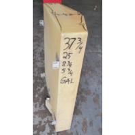 "Plastic Marine Boat Gas Tank Fuel Cell 37 3/4"" x 25"" x 8 3/4"""