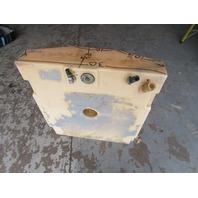 "Plastic Marine Boat Gas Tank Fuel Cell 30"" x 29 1/2"" x 8 1/2"""