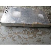 "Aluminum Marine Boat Gas Tank  Fuel Cell 30 Gallon 46"" x 23 1/2"" x 7 1/2"""